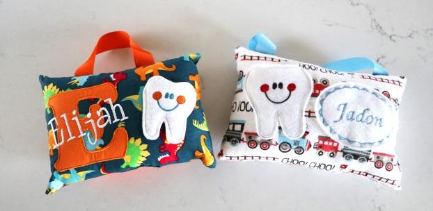 tooth fairy pillows 2